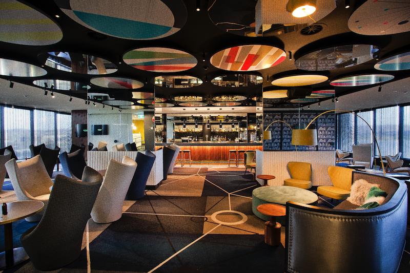The QT Lounge