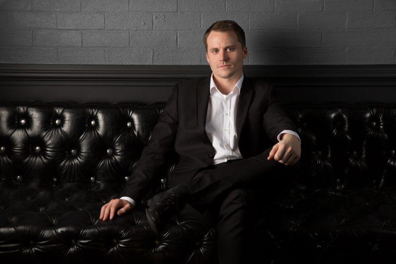 QT Executive Chef Michael Box