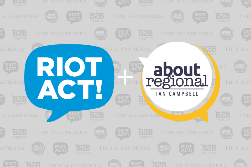RiotACT acquires About Regional