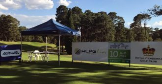 Stars line up for Canberra Classic Women  8217 s Golf Tournament at Royal Canberra Golf Club