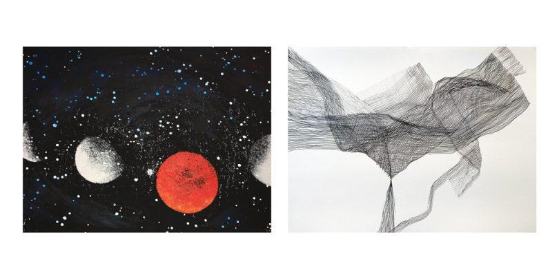 In Transit artworks