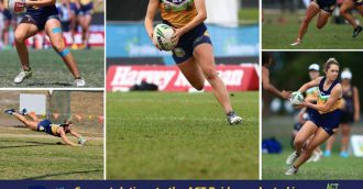 Canberra girls selected to compete in Touch Football Australia   s elite competition