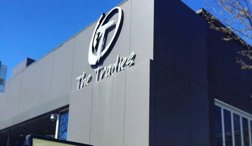 Tradies Club in Dickson