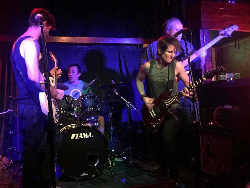Sally Chicane band