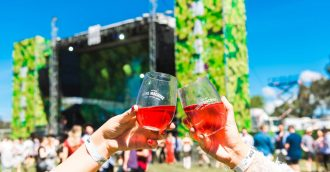 Hot Dub Wine Machine Festival comes to Canberra this Easter Long Weekend!