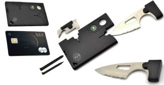Dangerous credit card knives banned in ACT from next Wednesday