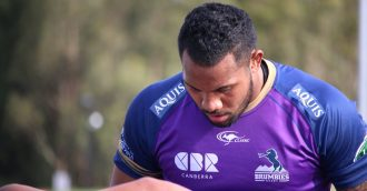 Sio and Fakaosilea into starting 15 as Brumbies ring changes for the Rebels