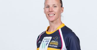 Brumbies Super W skipper Shellie Milward itching to get back on the park