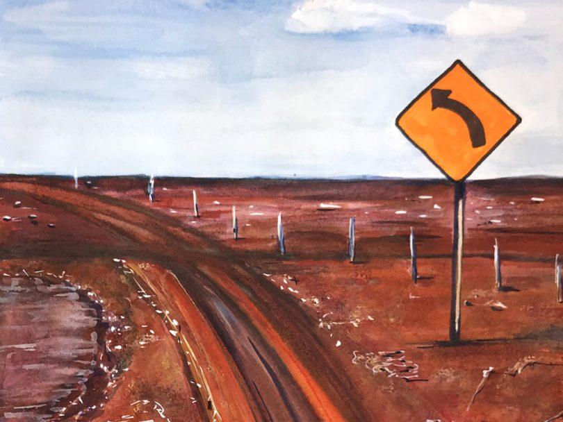 In Transit artwork