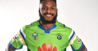 Raiders to pay tribute to fallen teammate Kato Ottio on Sunday night