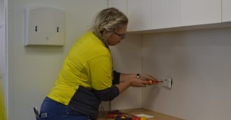 Funding to boost female tradie numbers in Canberra