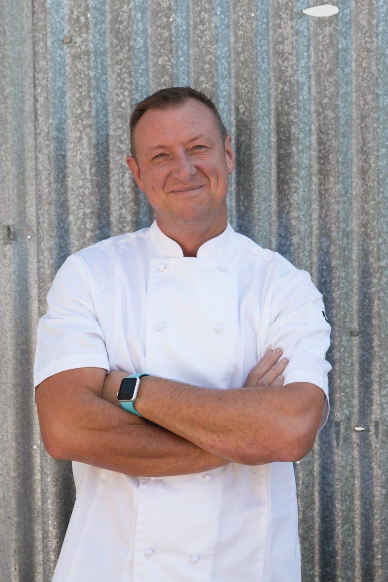 Chef Darren Perryman