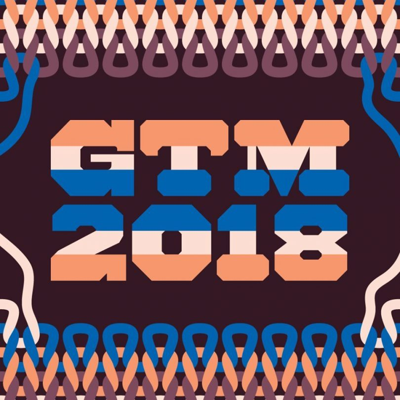 Groovin the Moo 2018 logo