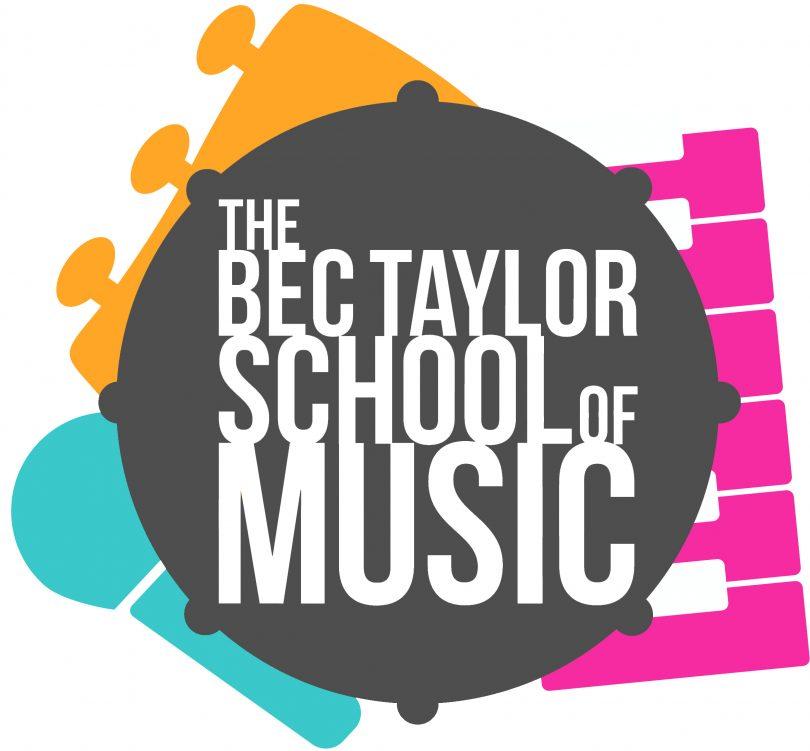 Bec Taylor School of Music logo