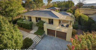 Rare Curtin property ideal for the family that loves to entertain