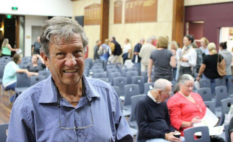 Dr Gordian Fulde, retired head of Emergency Medicine at St Vincent's Hospital, Sydney. Photo: Ian Campbell
