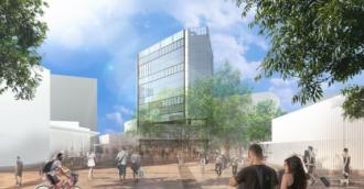 Geocon proposes 16-storey  five-star hotel for Garema Place