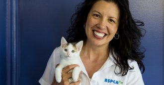 RSPCA chief is moving on to next challenge