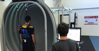 University of Canberra launches Australian-first balance technology to aid concussion recovery