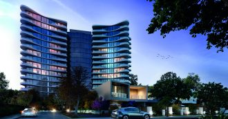 Ivy development in Woden breaks new ground in apartment living