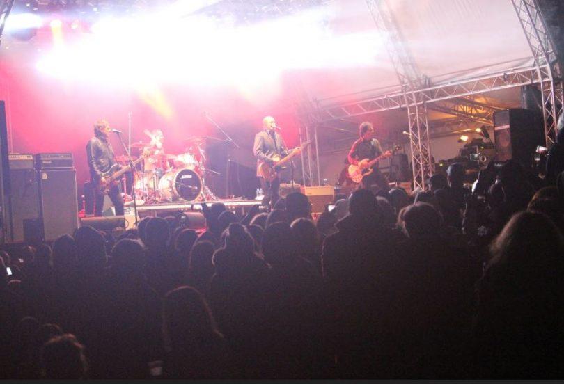 The HooDoo Gurus - AWESOME! Photo: Ian Campbell.
