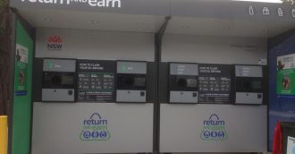 Second Return and Earn machine for Goulburn