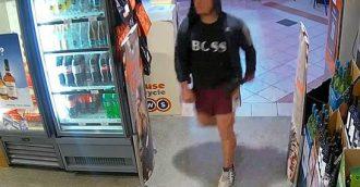 CCTV captures alleged Erindale bottle shop robber
