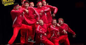 Canberra dance crew Project One going for gold at World Hip Hop Dance Championship