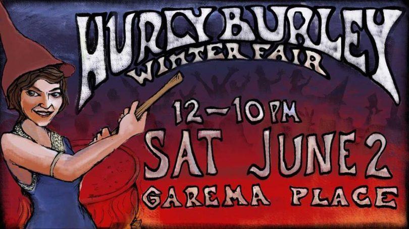 Hurly Burley Winter Fair
