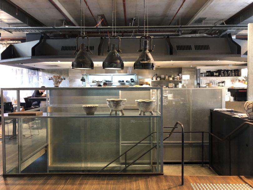 A. Baker kitchen