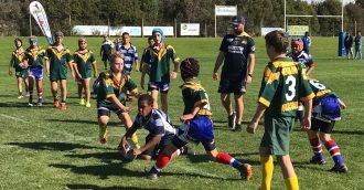 Junior rugby teams preparing to showcase their skills on GIO Stadium