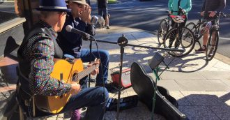 Calling all buskers to Narooma   8211  last minute entries open      and fame up for grabs