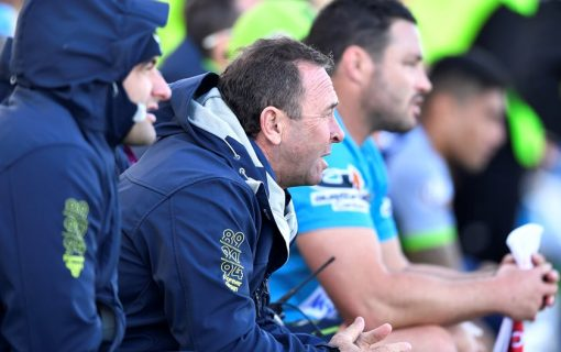 Raiders treated differently by NRL says Ricky Stuart after ref's 'monumental mistakes'