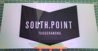 New era in Tuggeranong as the Hyperdome renamed and rebranded South Point