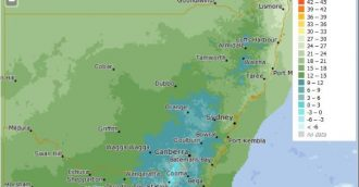 Fingers crossed for rain and snow in South East NSW and ACT