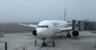 Airfield lighting project to soon help cut fog delays at Canberra Airport