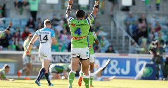There is only one Leilua in Canberra – Joey plays down rumours his brother is moving to Raiders