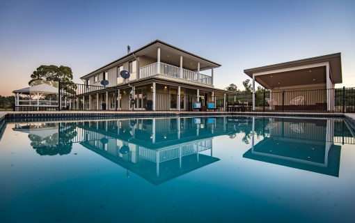 Tranquil country estate just outside Canberra has poetic appeal