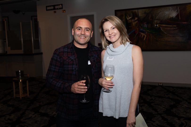 Eric Di Cullo and Darla Smith (Ed Creative)