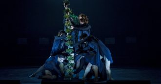National Premiere of Australian Dance Theatre's 'The Beginning of Nature' featuring live vocalists and a string quartet