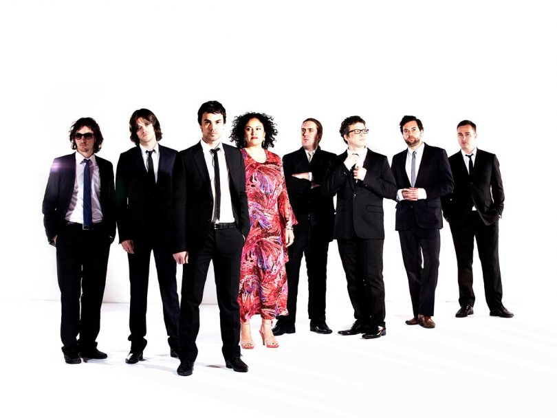 The Bamboos, part of the Granite Town line up in 2018. Photo: supplied.