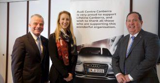 Lifeline thanks Canberra   8216 bosses  8217  for  65 000 in   8216 bail  8217  money