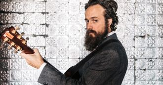 Painting portraits: Iron & Wine returns to Canberra