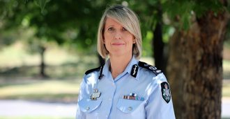 Justine Saunders resigns as ACT Chief Police Officer