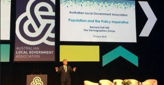 A blue print for regional prosperity by Bernard Salt