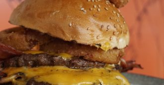 Soul Cartel Farr Side Cafe  Home of the biggest burgers in the Capital!