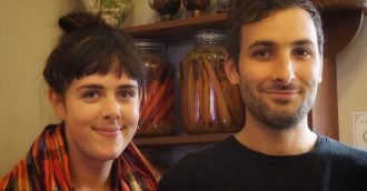 Meet the young couple bringing Polish cheer and food to Polo Restaurant