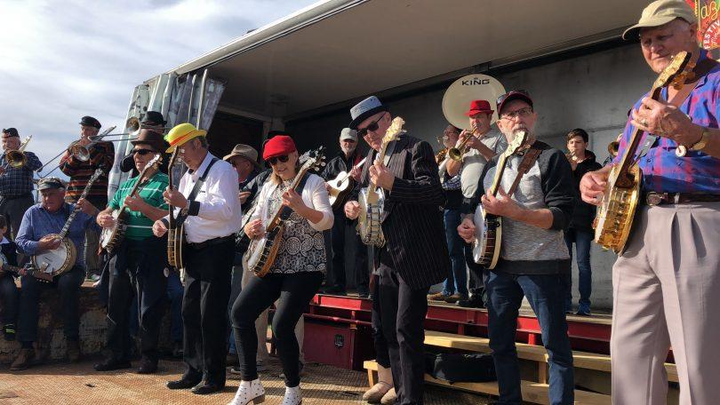The 38th Merimbula Jazz Fesitval draws music lovers from near and far. Photo: Daniel Doody.