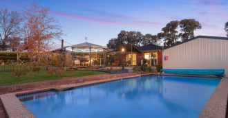 Four-bedroom home and pool on large block sets new record price in Latham