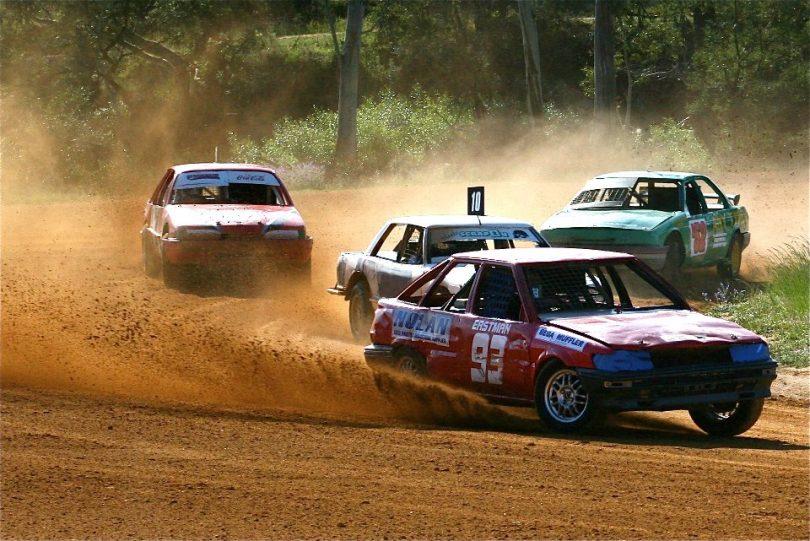 Sapphire Speedway on of just 90 left in Australia. Photo: Sapphire Speedway website.